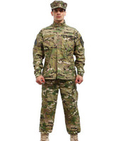 Wholesale US UK Military Army USMC BDU CP Camo Suit Men Combat Hunting Uniform Wargame Paintball Clothing