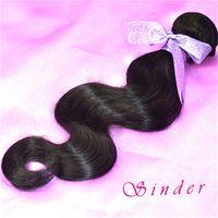 Cheap Malaysian Hair Brazilian Hair Bundles Best Body Wave 8-30 Remy Human Hair
