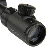 Wholesale Clear x40 Riflescope Target Sighting Telescopic Scope Sight Set for Hunting Shooting