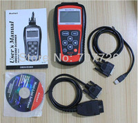 Wholesale 2013 New MaxiScan MS509 OBD2 OBDII eobd Scanner Code Reader MS Car Diagnostic Tool