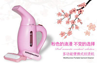 Wholesale Portable Garment Steamer Handheld Steam Brush Humidification Steamed Face Sterilization