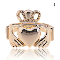 Wholesale Fashion Ireland Claddagh Ring