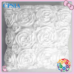 Wholesale 2013 newest baby pillow case rossette pattern baby pillow covers high quality baby pillow case patterns
