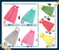Wholesale 2013 smocked dresses sweet baby bubble dress with lace straps babies party dresses for year dhl free