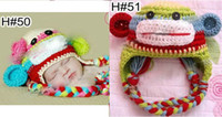 Boy baby socks knitting pattern - Hot Sale New Girl Sock Monkey Crochet Hat Pattern Handmade Baby Monkey Beanie Crochet Knit Animal Baby Hat