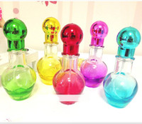 Glass Perfume Shop - 20ml Beautiful Glass Scent Bottle Perfume Fragrance Vials Cosmetic Packaging for Perfume Shop DC468