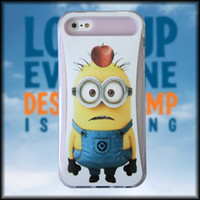 Luminous Caes in Despicable Me Style for iphone 4 5, 10 Kind...