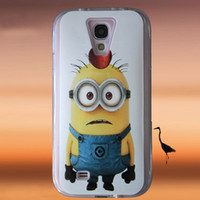 Luminous Caes in Despicable Me Style for GALAXY S4, 10 Kinds...