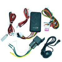 Wholesale Mini car Vehicle GPS Tracker TK06 with Cut off fuel Stop engine GSM SIM alarm