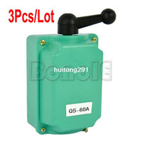 Wholesale 3Pcs A Drum Switch Forward Off Reverse Motor Control Rain Proof Reversing Amp TK0337