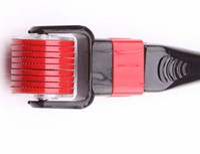 200pcs lot600 Microneedle Skin Roller Anti- Aging Derma Wrink...