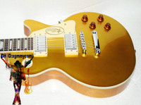 Wholesale Custom Goldtop Electric Guitar Chinese guitar best selling electric guitar