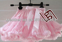 Wholesale New Baby Girls Pettiskirts Baby Girls Pettiskirt Baby Skirts Tutu Skirts Baby Kids Skirt F
