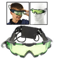 Wholesale Night Vision Goggles with Flip out Blue LED Lights