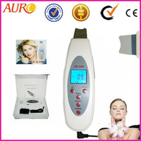 Wholesale Christmas promotion Portable Hot Selling Ultrasonic Skin Cleaner and Beauty Machine for home use AU