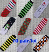 christmas leg warmers - 10 pairs Unisex infant accessories kneepad leggings socks baby boy girl socks children Christmas Kneepad Leg Warmers Warm