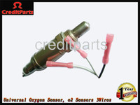 Wholesale And Retail Guarantee Wires Universal Oxygen Sensor o2 Sensors