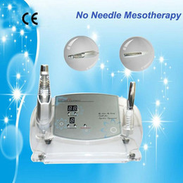 Wholesale Christmas promotion Good selling electroporation needle free mesotherapy beauty machine