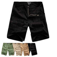 Wholesale Quick Dry Thin Shorts Outdoor Sports Airsoft Hiking Camping Cotton Casual Half Length Pants Shorts