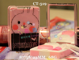 Wholesale lense box lovely rabbit