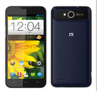 """ZTE 5.0 Android DHL Free ZTE V967s Quad Core android MTK6589 with 1GB RAM 4GB ROM 5.0"""" IPS HD Screen Smart Phone"""