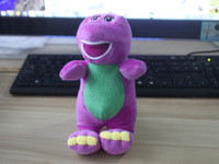 Anime & Comics barney and friends - Barney Child s Best Friend quot Plush Doll Toy and Retail