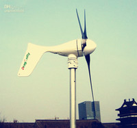 Wholesale 400W hyacinth wind generator full power windmill wind turbine small wind power generator system w V V auto