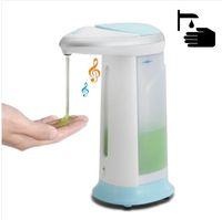Wholesale Automatic Sensor Soap Sanitizer Dispenser Handsfree Touch free Kitchen Bathroom