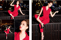 Wholesale 2013 new fashion Wide leg jumpsuit black and red blue jumpsuit womens jumpsuits casual model high quality free drop shipping