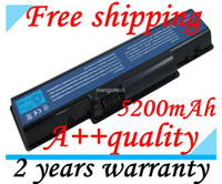 Wholesale 2013 New New laptop battery FOR Acer Aspire AS07A31 AS07A32 AS07A41 AS07A42 AS07A51 AS07A52 AS07A71 AS07A72 AS07A75 cells