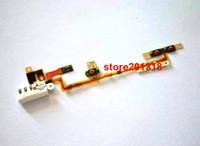 Wholesale Original Headphone Audio Jack Flex Cable Replacement Parts for iPod Nano th Gen