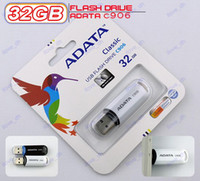 Wholesale ADATA C906 GB USB Flash Drives Memory Sticks Pen Drive Disks Thumbdrives Pendrives M024H