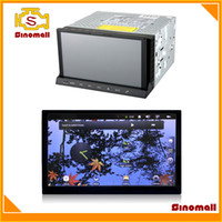 Wholesale 7 quot Din HD Car DVD Player Tablet PC WiFi G GPS IPOD Android PAD