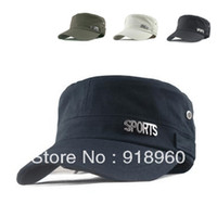 Wholesale 2013 New men s amp women s Letter baseball cap Adjustable Military Cap Hat Army cap outdoor travel sun hat sports cap