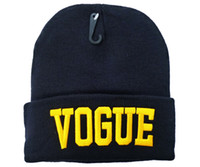Wholesale 2013 VOGUE Beanie Black Pray caps NEW STYLE black headwear get one never wrong