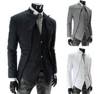 Wholesale men s suits Korean Fashion Slim small suit jacket sportsman