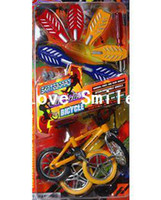 Wholesale Alloy finger skateboard and bike removable