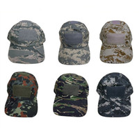 Wholesale Camo Baseball Cap Golf Tennis Sports Sun Hats