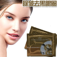 Wholesale Crystal Collagen Eye Mask Eye Patch Anti wrinkle moisture In Bulk To The Bags Under The Eyes pair pair