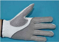 Wholesale Men s Golf Glove Indonesia lambskin sheepskin with non slip grains