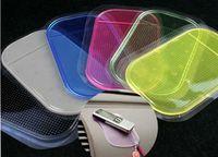 apple magic pad - Silica Gel Magic Sticky Pad Anti Slip Non Slip Mat for iPhone5 s iphone c iphone4 s ipad2 mini S4 S3 Note2 Not3 GPS Car