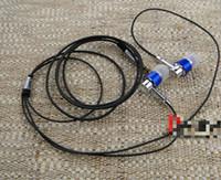 Wholesale Free DHL Tdk earphones tdk ec30 in ear earphone bass earphone in ears earphones fashion FV21