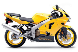 Yellow matte black fairings kit for KAWASAKI Ninja ZX6R 00 01 02 ZX-6R ZX 6R 2000 2001 2002 abs fairing kits Sg39