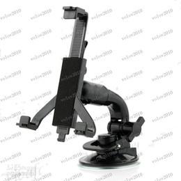 LLFA1793 Hotsell 7-11 дюймов Универсальный Автомобильный держатель нескольких Направление Держатель подставка для планшетных ПК GPS IPAD