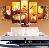 Wholesale Factory sell High quality Wall art Home Decoration100 handmade oil painting wedding birthday christams gift