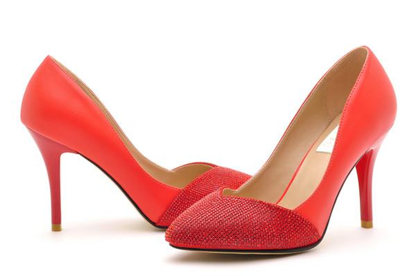 Alice platform women dress shoes 2011,100% original sheep leather with new design