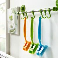 Wholesale Home necessities sponge decontamination brush multifunctional kitchen cleaning brush
