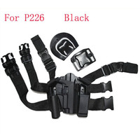 Wholesale For P226 Type Pistol Tactical Airsoft Puttee Thigh Belt Drop Leg Holster