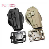 Wholesale CQC Holster Two Colors for P226 TYPE Pistol Sand