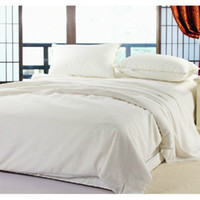Cheap Silk quilts with cotton shell(winter weight),300gsm weight